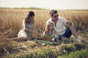 Irina si Razvan Fodor - Family session
